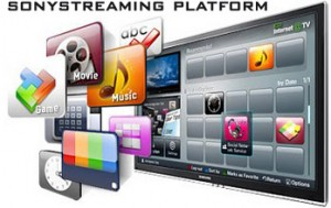 Sonystreaming platform